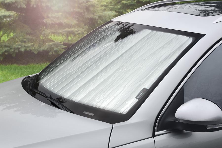 Un parasol ayudará a que tu coche se mantenga en óptimas condiciones.