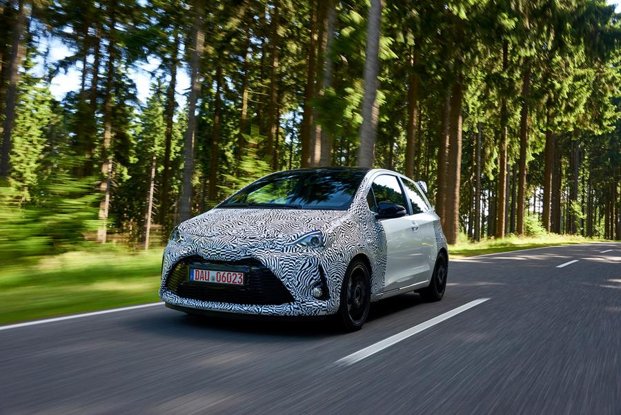 Nuevo Toyota Yaris GRMN con las especificaciones que lo hacen único.