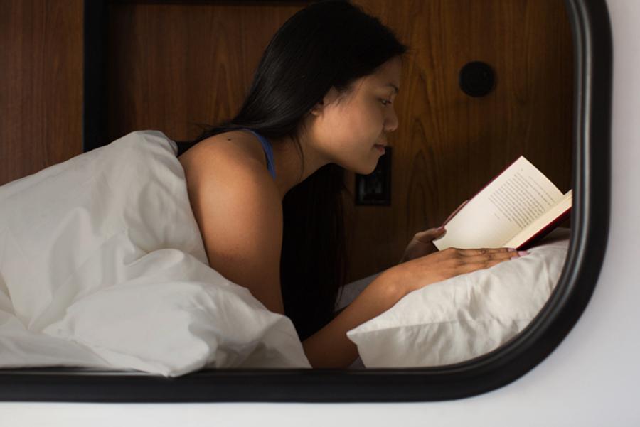 """Luces de lectura en """"nuestra vaina"""""""