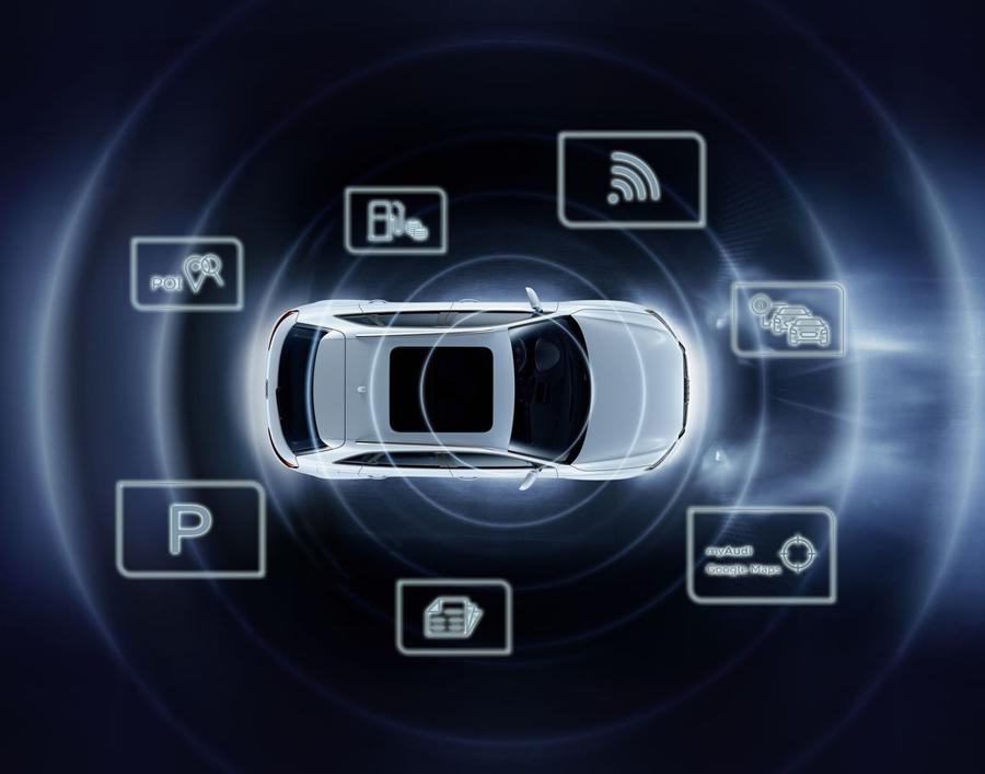 Audi y sus sistemas informáticos.