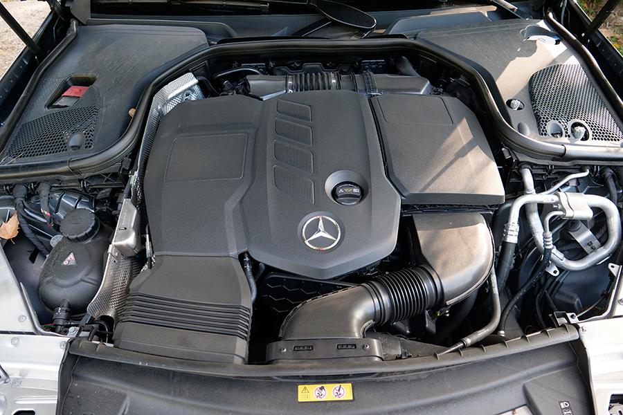 El motor destaca más por sus consumos que por su refinamiento.