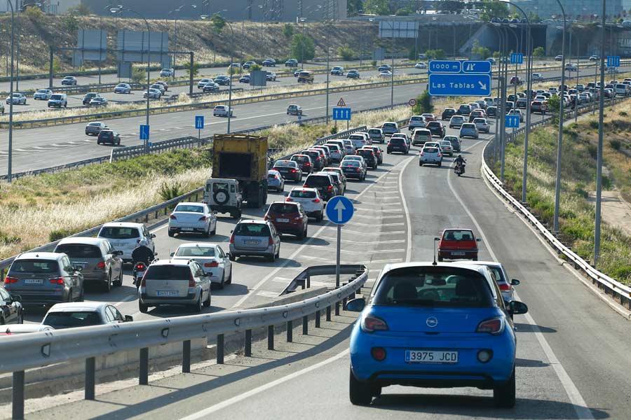 Operación Salida del Puente de Agosto 2017: evita atascos, radares…