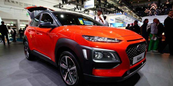 Vídeo: el nuevo Hyundai Kona llega a Frankfurt 2017