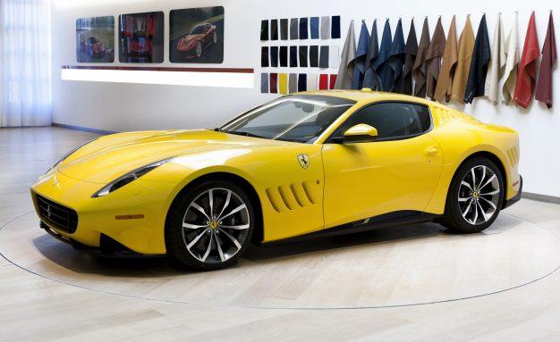 Ferrari SP 275 RW Competizione, un modelo único