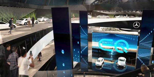 Qué va a llevar Mercedes al Salón de Frankfurt 2017