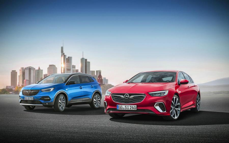 Opel en el Salón del Automóvil de Frankfurt