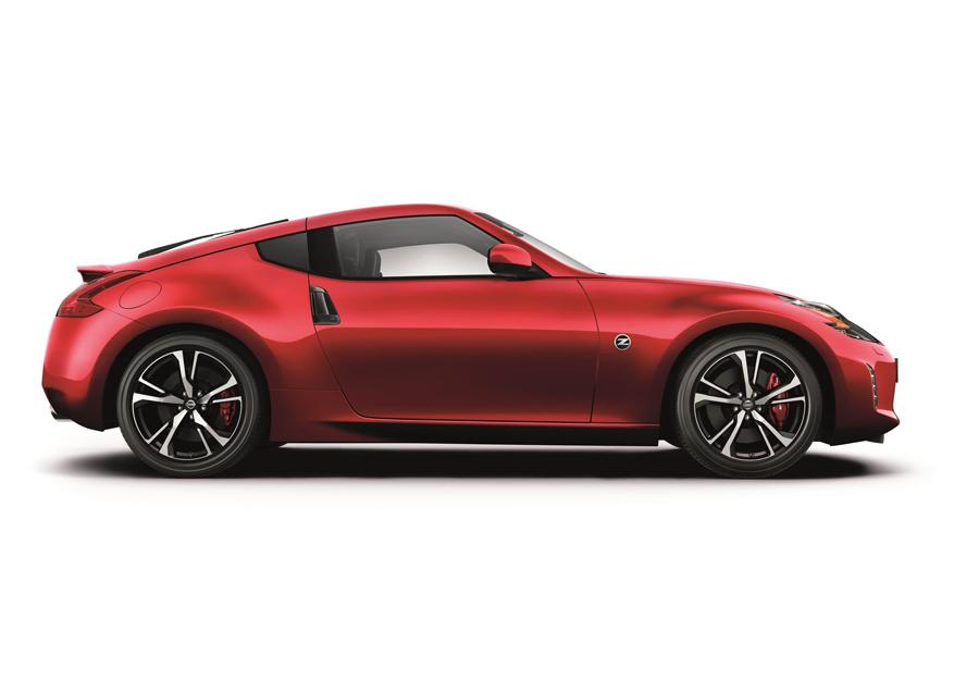 Nissan 370Z 2018, un clásico renovado