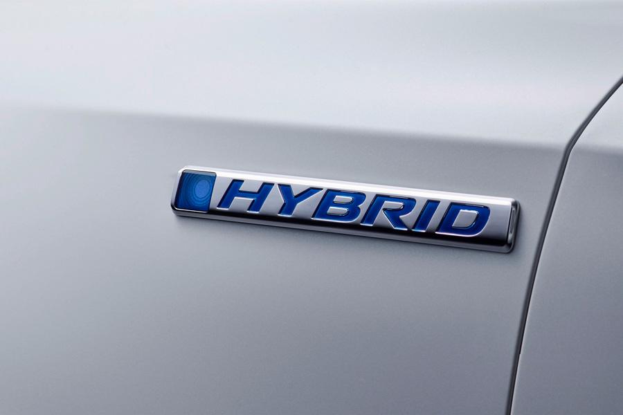 Honda CR-V Hybrid Concept para Europa.