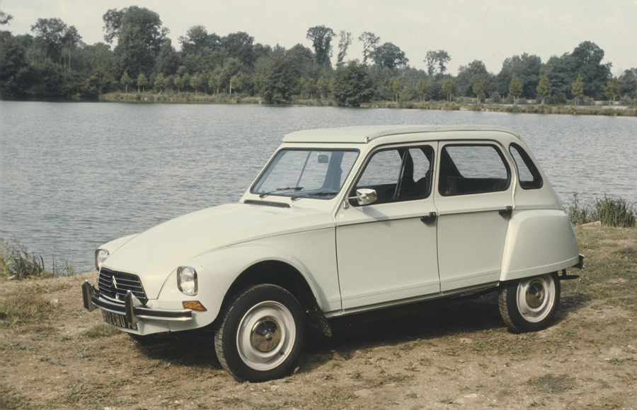 El modelo de Citroën actualizaba la imagen de su utilitario.