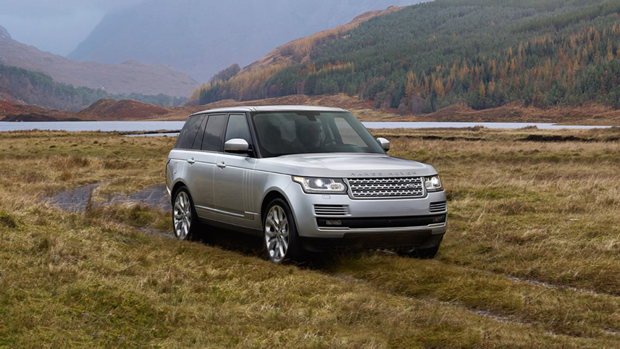 Range Rover, el británico siempre será la opción más confortable.