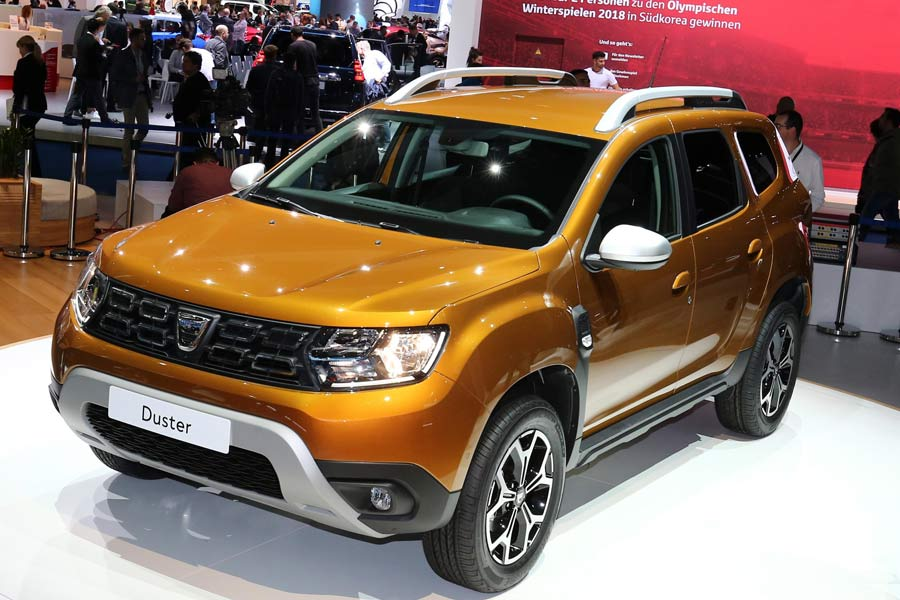 Nuevo Dacia Duster, ahora más robusto y atlético