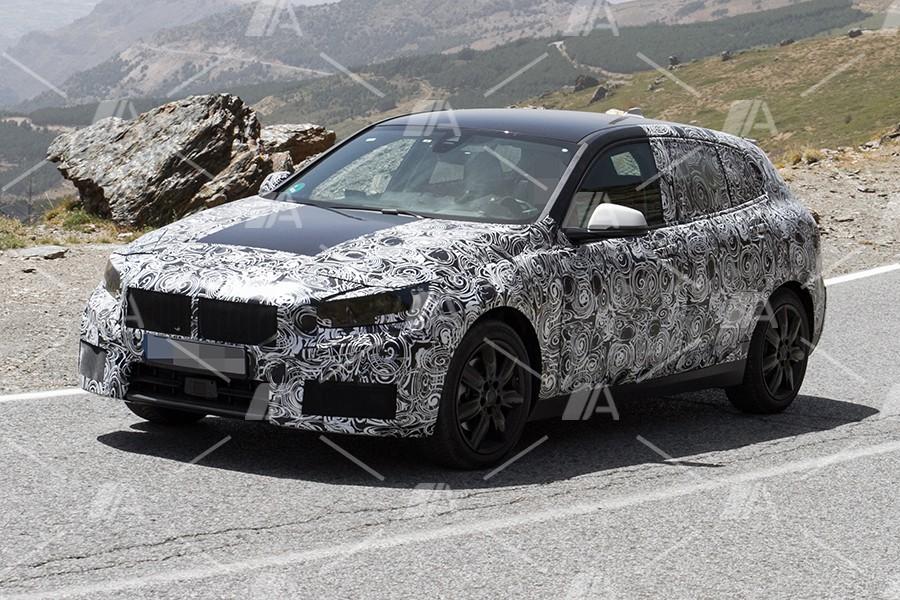 Fotos espía BMW Serie 1 2018
