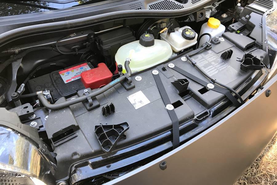 El motor 0.9 gasoline rinde 109 CV, 7 CV más que su antecesor.