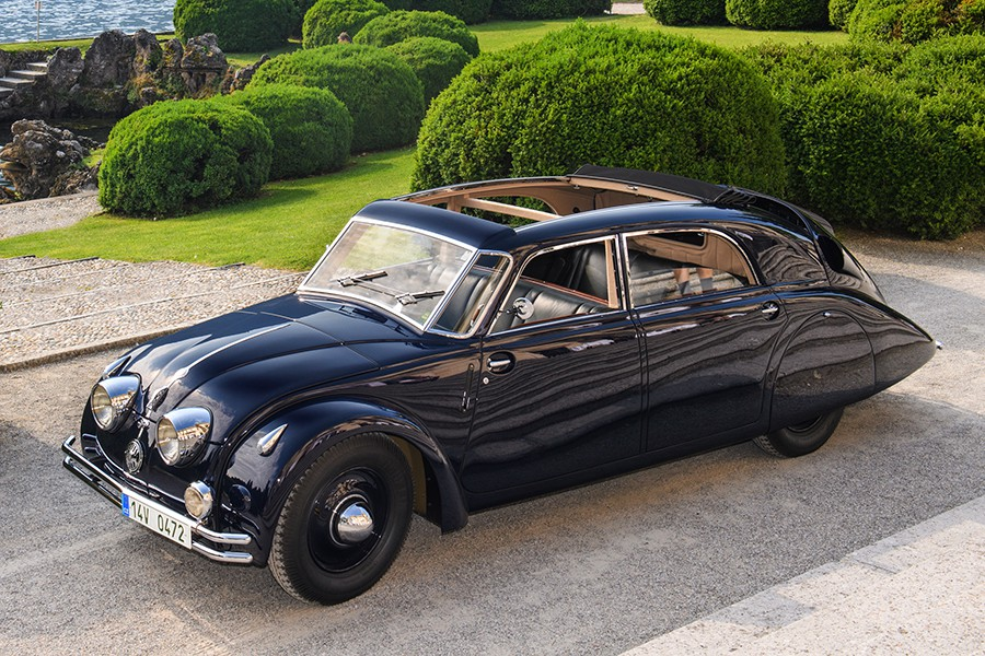 Tatra es una de las marcas más importantes de la historia del automóvil.