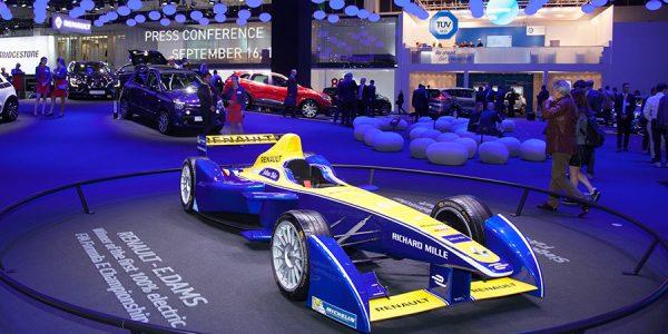 Los puntos clave del Salón del Automóvil de Frankfurt 2017