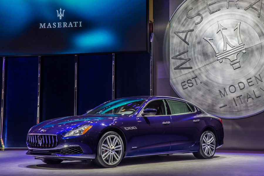 El nuevo Maserati Ghibli aumenta su potencia hasta los 430 CV