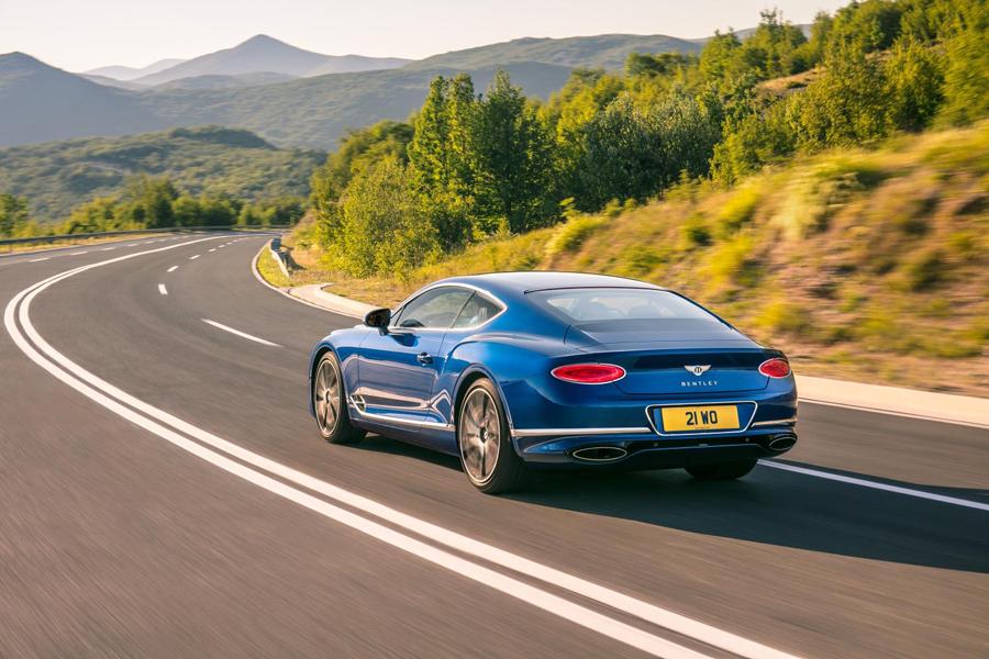 El Continental GT de tercera generación ha logrado incorporar las sutilezas del gran lujo en su diseño.