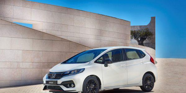 El renovado Honda Jazz debutará en el Salón de Frankfurt