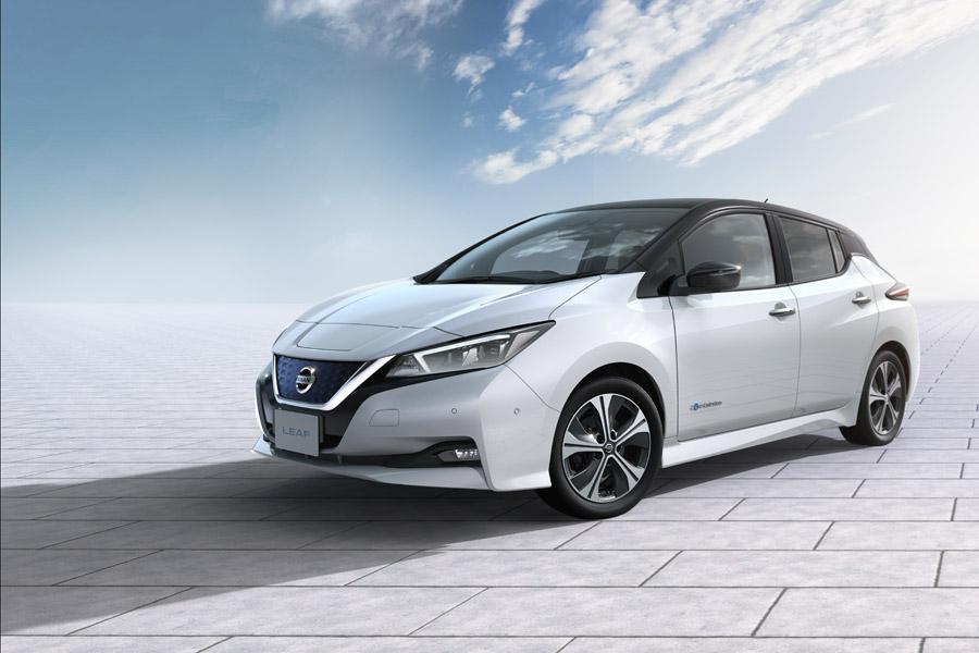 Nissan Leaf 2018, nueva generación del eléctrico más vendido del mundo
