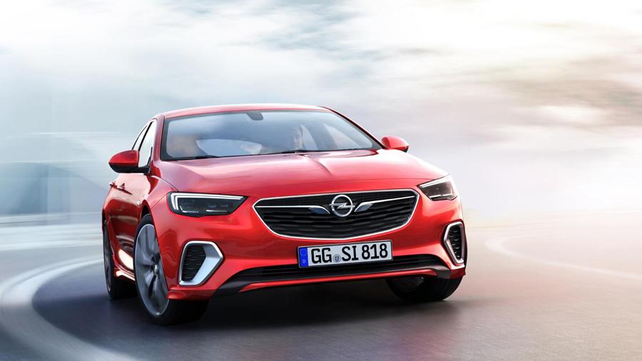 Opel Insignia GSi, el deportivo alemán