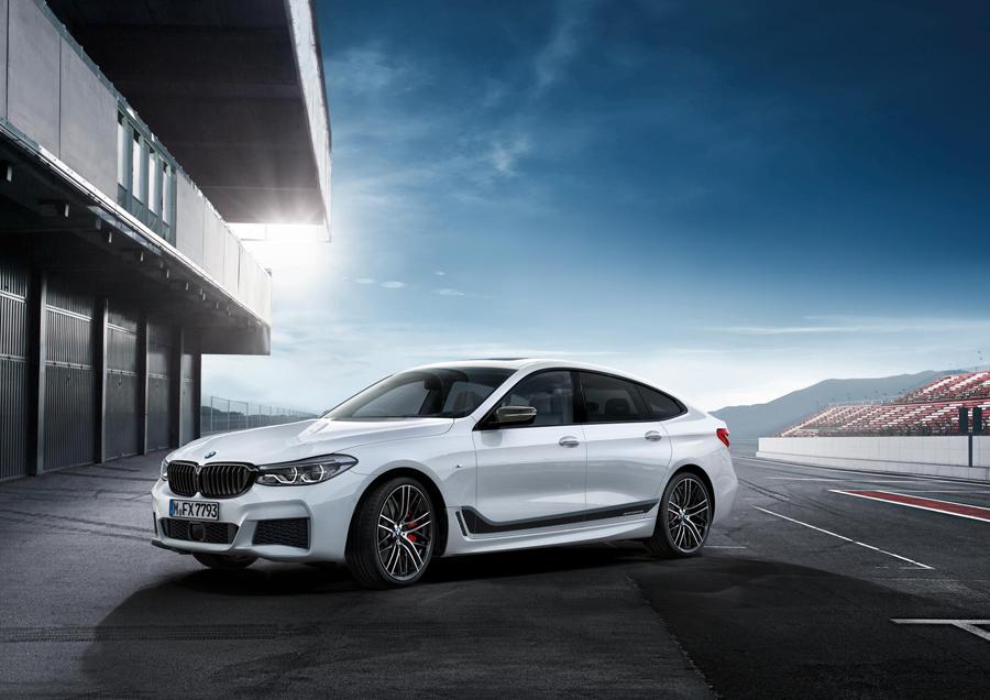 El BMW Serie 6 Gran Turismo ya tiene catálogo BMW M Performance