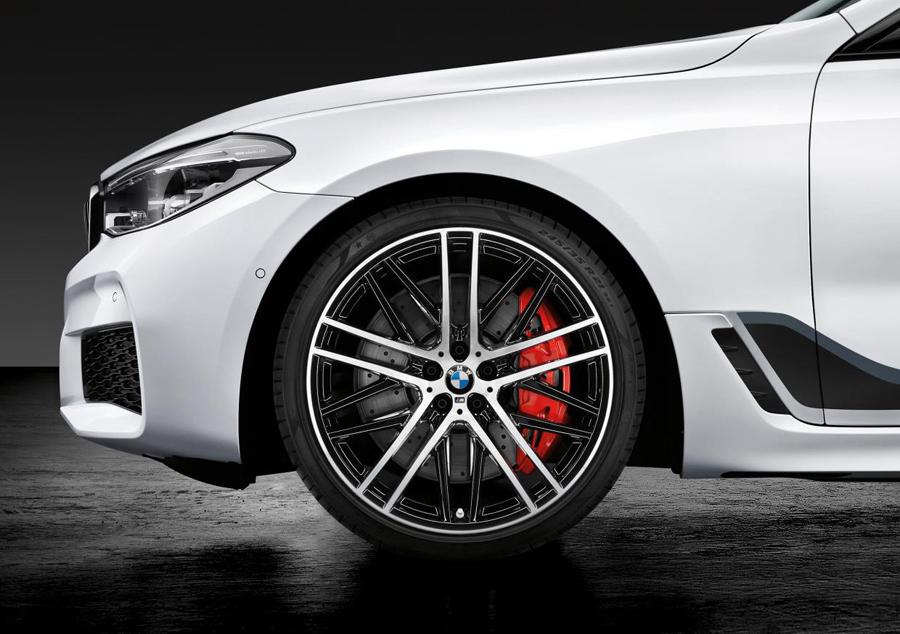 Llantas y frenos BMW M Performance.