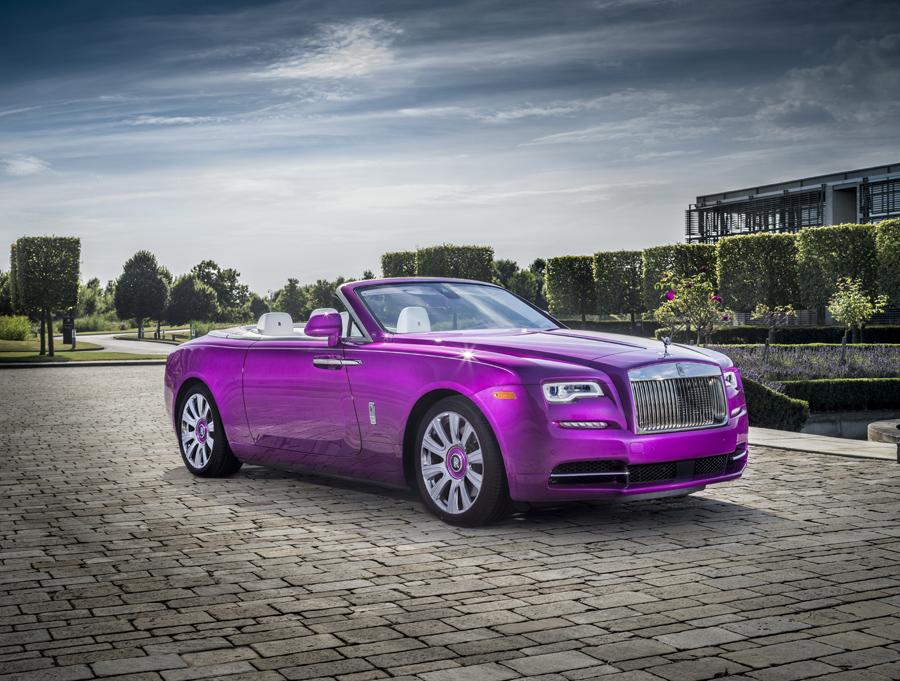 Rolls-Royce hace de tus sueños una realidad