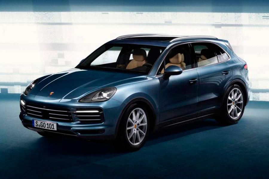 Se filtra el nuevo Porsche Cayenne horas antes de su presentación