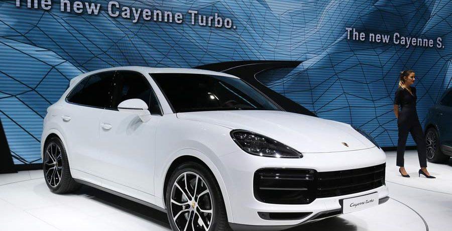 Así es la tercera generación del Porsche Cayenne