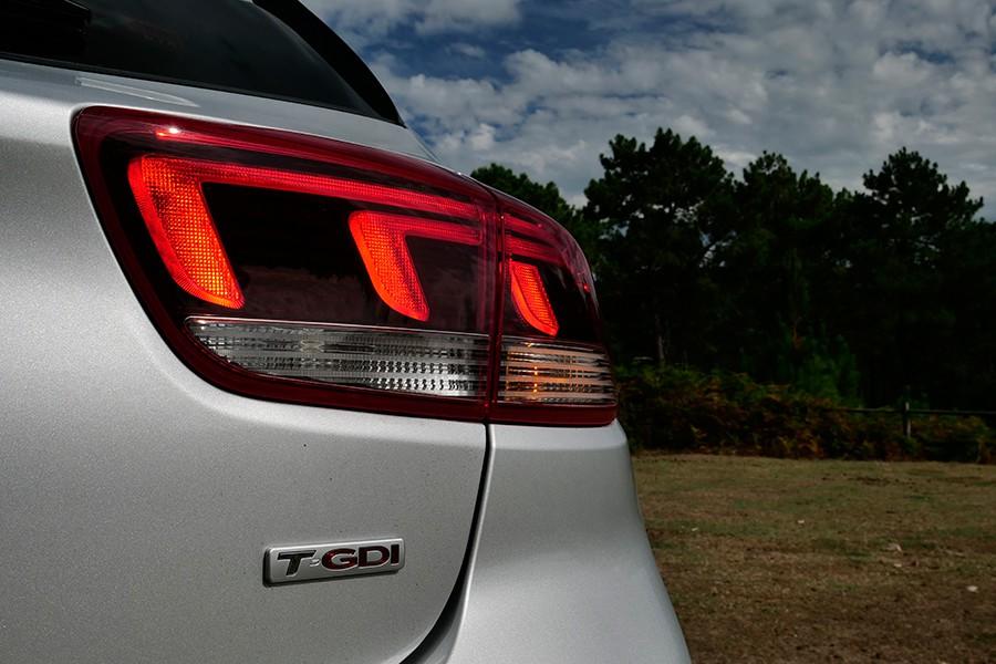 El motor T-GDi tiene un buen rendimiento, pero sus consumos son mayores que los declarados.