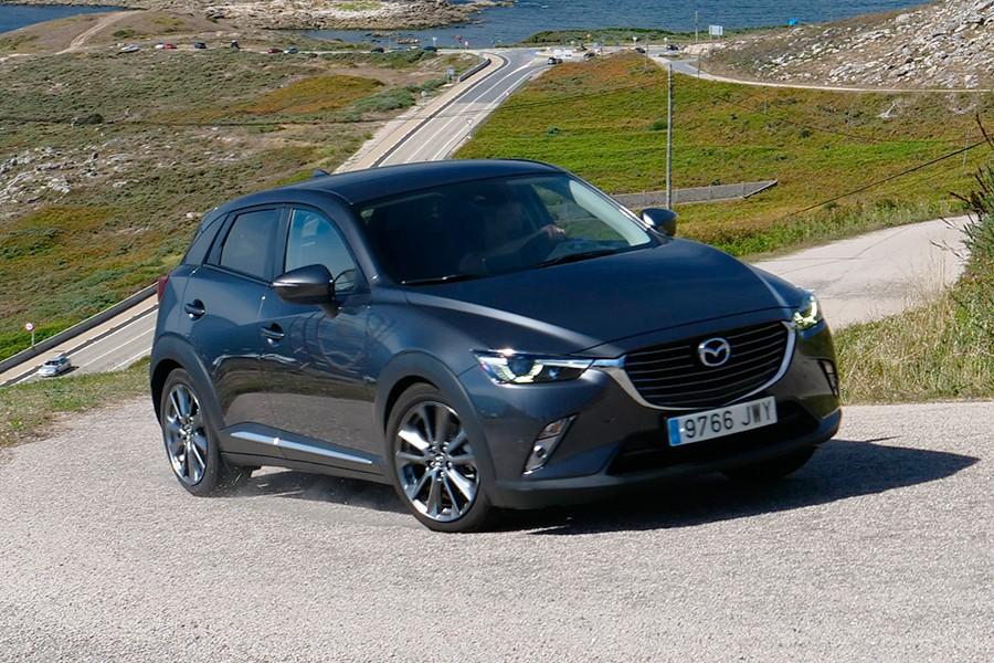 Prueba del Mazda CX-3 Senses Edition de gasolina 2017