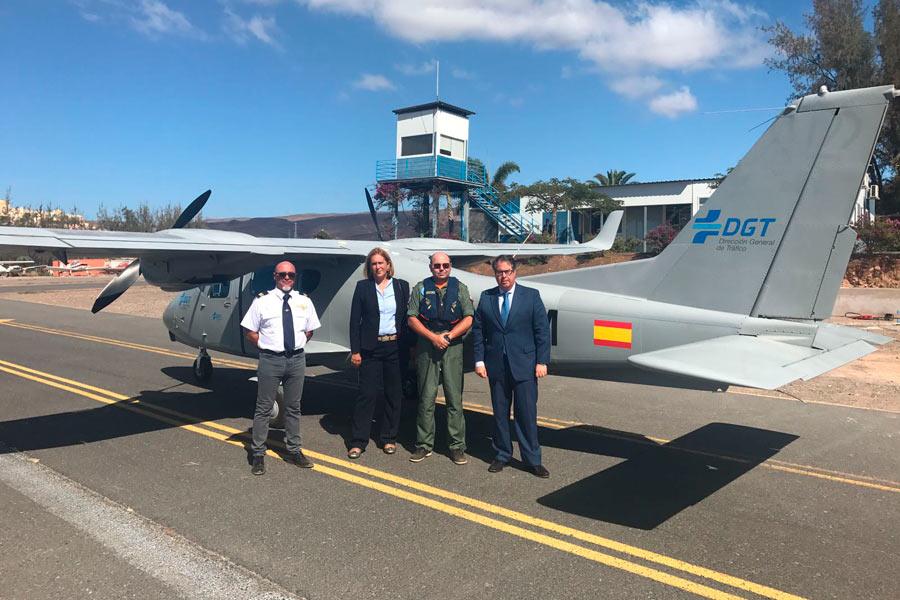 Más multas desde el aire: avionetas y drones se unen a Pegasus