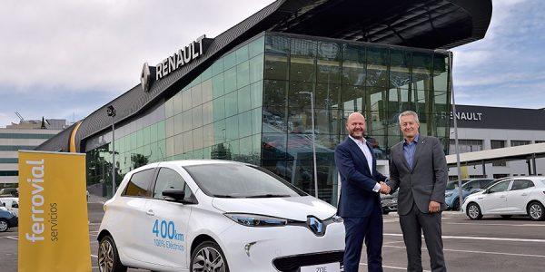 Renault y Ferrovial crean una plataforma de carsharing