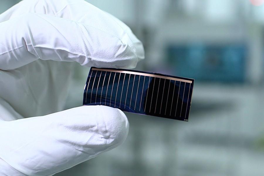 Techos con paneles solares para Audi gracias a Hanergy