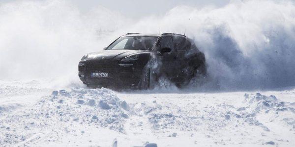 La tercera generación del Porsche Cayenne se prepara para su estreno