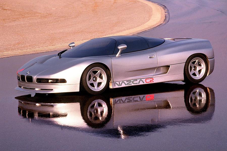 El BMW NAZCA mostraba los modelos bávaros del futuro.