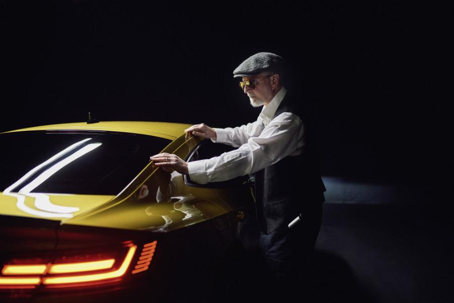 Las mejores imágenes del VW Arteon son de un fotógrafo ciego