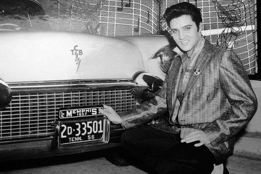 Los mejores coches de Elvis Presley