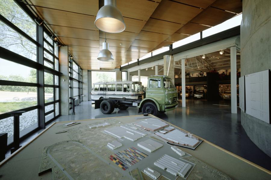 Museo Eduardo Barreiros en Valemorillo, Madrid.