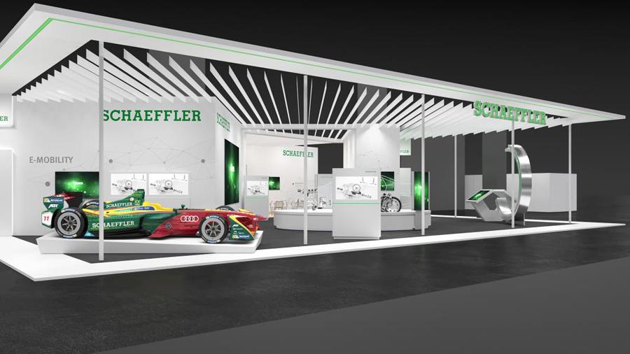Schaeffler desarrolla nuevas soluciones de movilidad