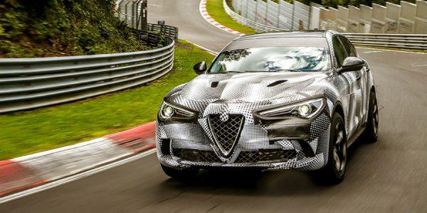 Alfa Romeo posiciona al Stelvio como el SUV más rápido del mundo
