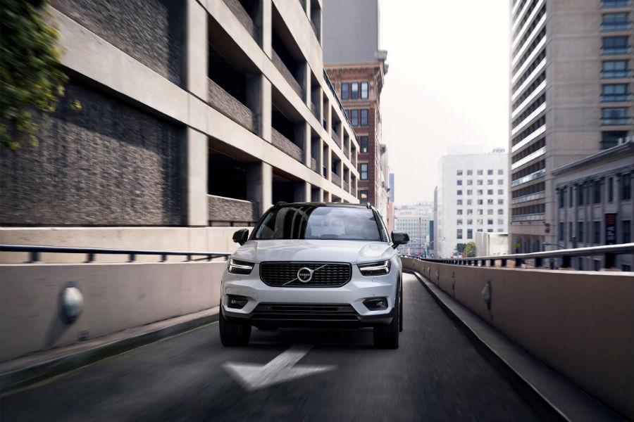 El nuevo Volvo XC40 2018 estrena plataforma y sistemas de seguridad