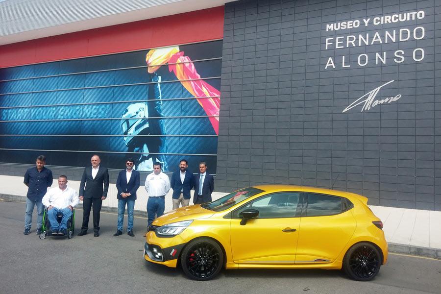 Circuito Fernando Alonso Oviedo : Fernando alonso inaugura su museo y su circuito en oviedo