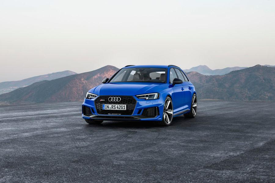 Nuevo Audi RS4.