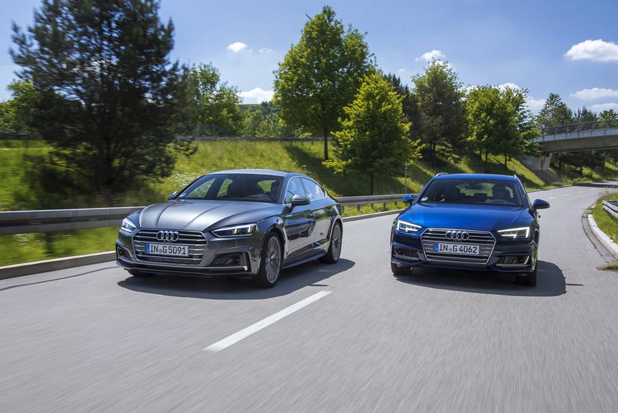 Audi impulsa su gama ecológica g-tron