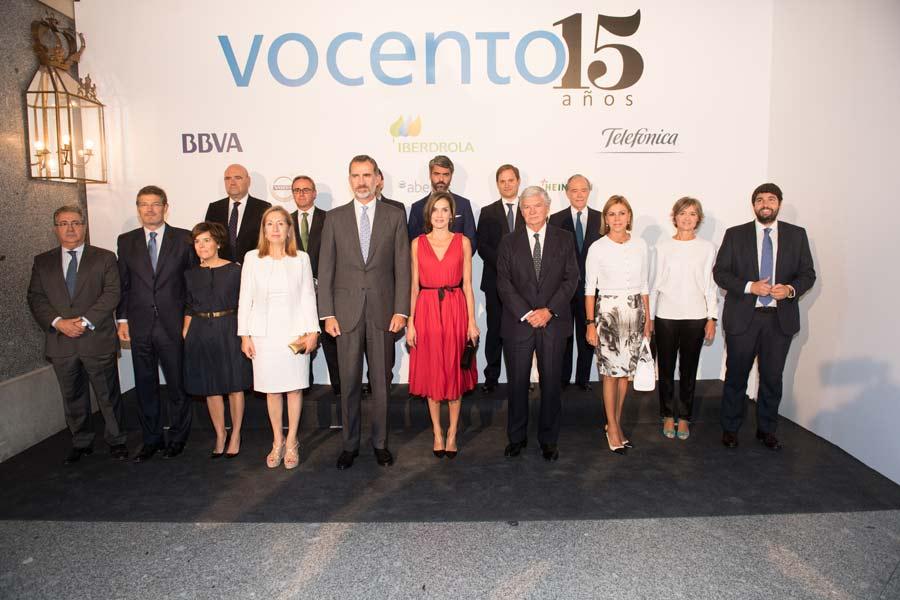 Autocasión celebra el 15 aniversario de Vocento