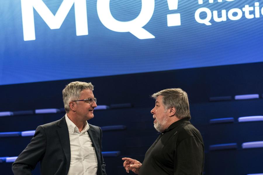 Audi MQ! Summit: reunión de genios en Ingolstadt