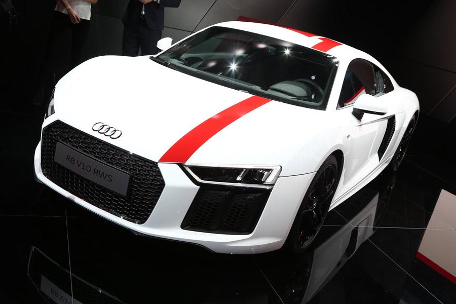 Audi R8 RWS, el de los puristas