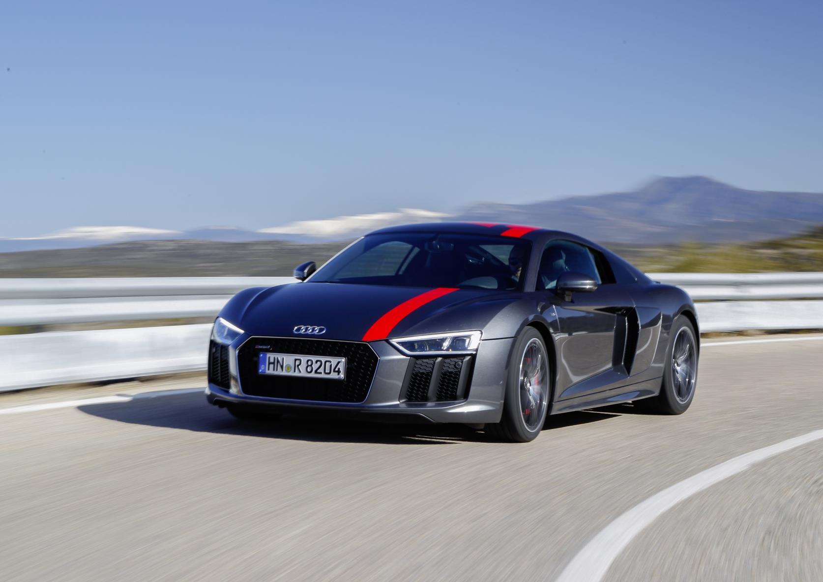 Audi R8 RWS, el de los puristas | Autocasión