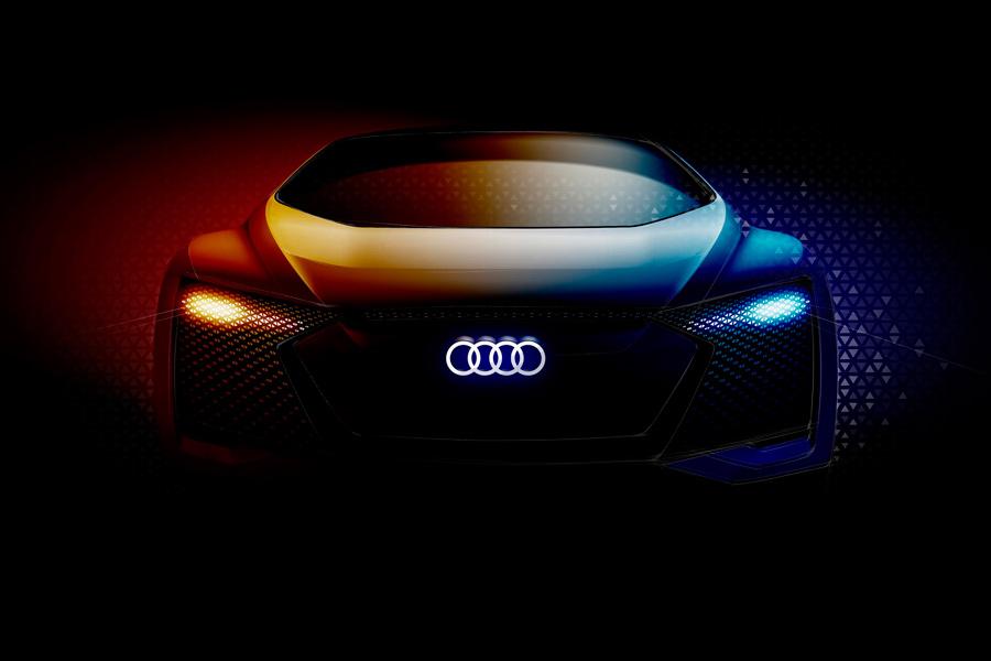 Inteligencia y deportividad, la apuesta de Audi para Frankfurt